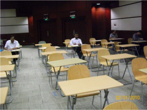 KSOU Exams being conducted at Zayed University, Dubai by U18